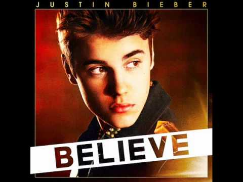 Previews of all the songs on Justin Bieber's Album Believe