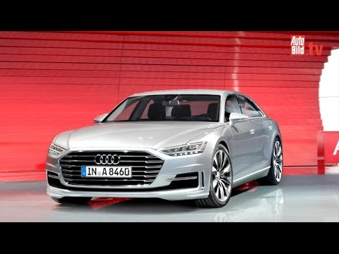 insider der neue audi a8 kommt 2017 youtube. Black Bedroom Furniture Sets. Home Design Ideas