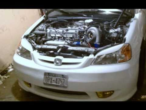 k24 k24a1 em2 turbo civic 2001 rsx k20 gt42 gt4202 civic ...