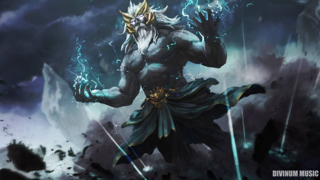 Michael J. Burkard - Zeus [Epic Majestic Uplifting] - YouTube