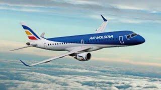 Эйр Молдова - Air Moldova. NET