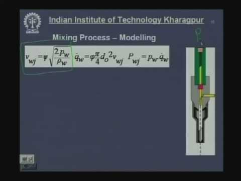 Lecture - 37 Water Jet Machining and Abrasive Water Jet