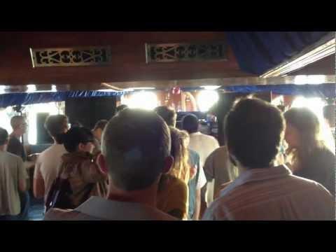 Jimmy Edgar Live DJ Set Part 1 @ Decibel Festival Boat Party