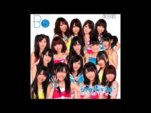 AKB48 Honest Man (オネストマン) Instrumental