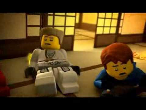 Lego NinjaGo phần 1 tập 3 Sự nổi dậy của đế chế rắn tieng Viet
