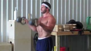 NFL Upper Body Football Training JJ Watt, Brian Cushing, Connor Barwin