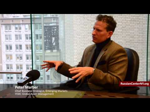 Peter Marber on Russian Investment Climate