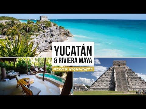 Highlights Yucatán & Riviera Maya: Mexico's best kept luxury secrets