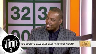 Paul Pierce on LeBron James: He looks motivated again | The Jump | ESPN