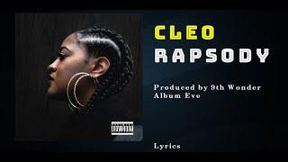 Rapsody - Cleo (lyrics audio)