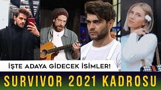 Survivor 2021 Yarışmacıları Belli Oldu!