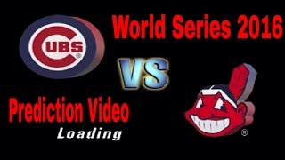 Let's Play Triple Play 97: 2016 World Series Prediction