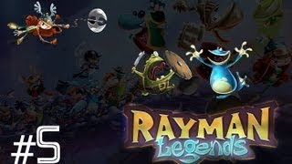 Rayman Legends [Зыбучие пески] #5(Игру Rayman Legends можно купить здесь -- http://steambuy.com/j0hnsmith Если вам понравилось видео, не забудьте поставить лайк..., 2013-09-03T10:57:39.000Z)