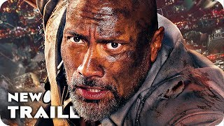 Skyscraper Trailer 2 (2018) Dwayne Johnson Action Movie