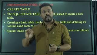 II PUC   COMPUTER SCIENCE    SQL COMMANDS  - 02