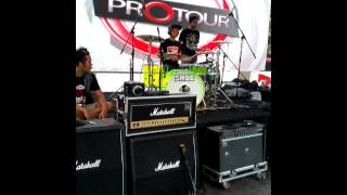 Ari soekamti sound check (smdc drum)