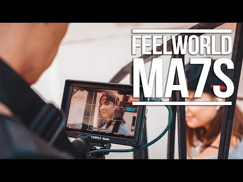 The best on camera monitor for the money? Feelworld Master MA7s Review