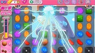 Candy Crush Saga Level 1673 ★★★ NO BOOSTER