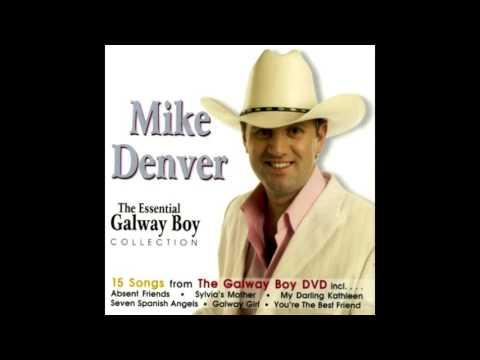 Mike Denver - Galway Girl (lyrics)