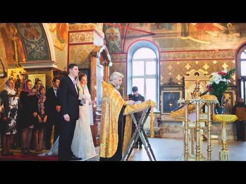 Павел и Анна венчание...