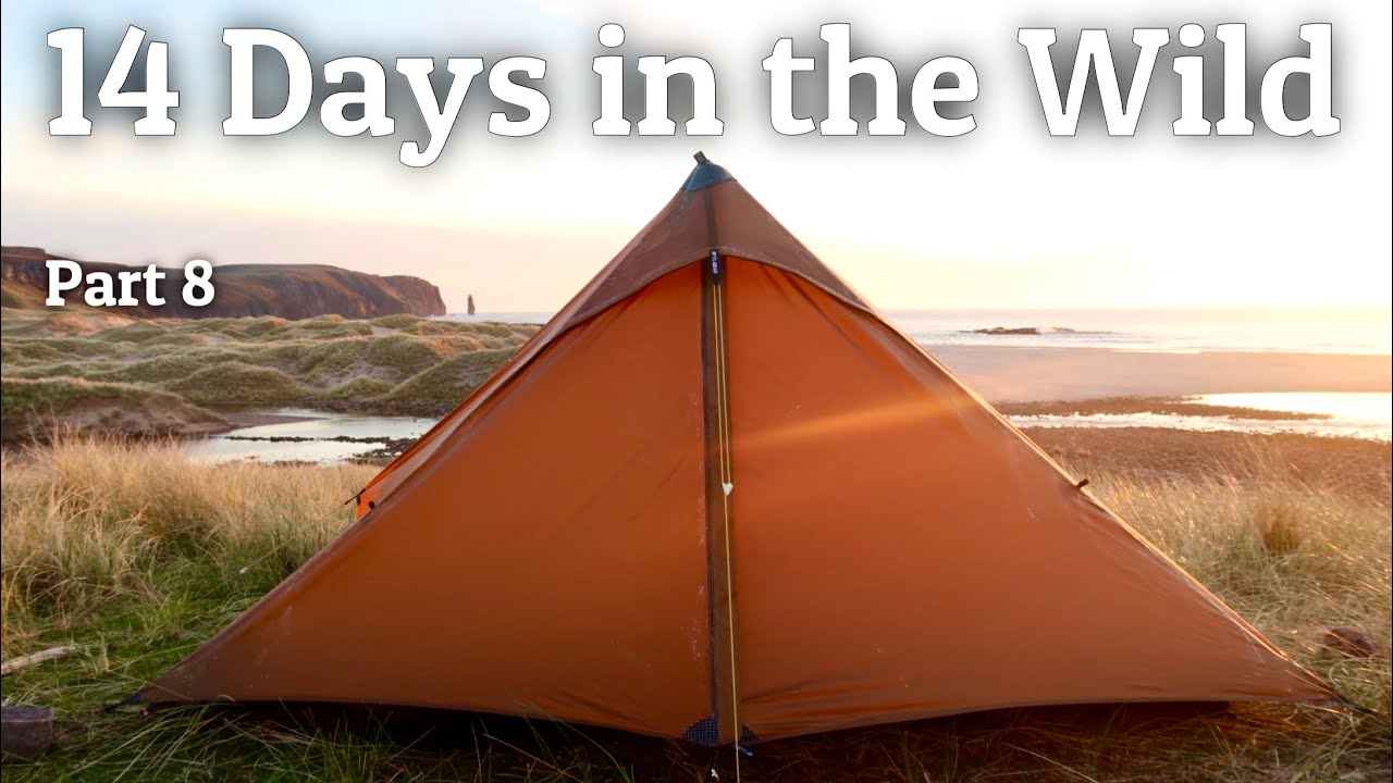 14 Days in the Wild - Solo Backpacking in the Scottish Highlands - Cape Wrath Trail Part 8