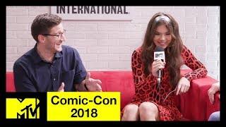 John Cena, Hailee Steinfeld & More Talk 'Bumblebee' | Comic-Con 2018 | MTV