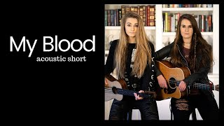 My Blood - Twenty One Pilots - an acoustic cover by Neoni Video