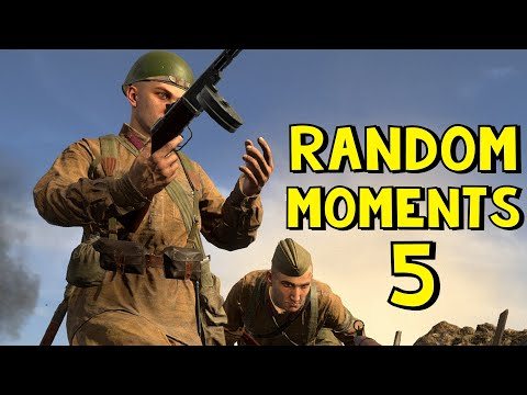 Hell Let Loose | Random Moments 5 (Update 10: Soviet Time) |