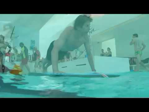 aqua board by cardi'eau movie