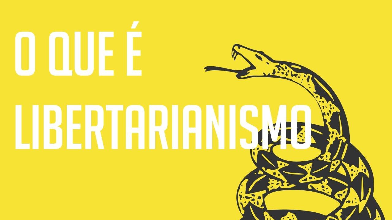 Resultado de imagem para Libertarianismo
