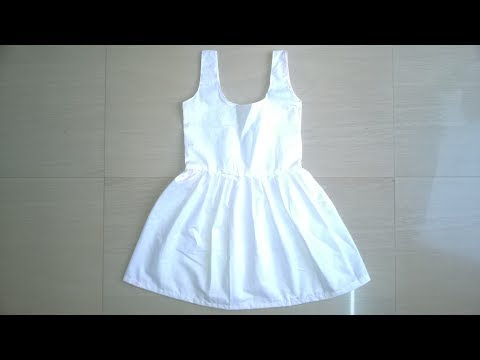 Petticoat cutting and stitching easy method. thumbnail