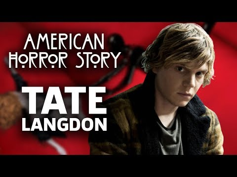 AHS: Everything We Know About Tate Langdon