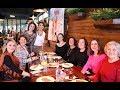 В ресторане на дне рождения/Турецкие родственники