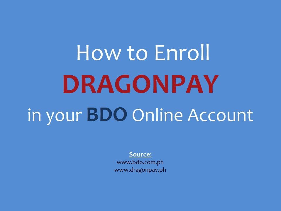 how to delete your bdo account
