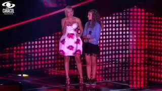 Antonia cantó 'All of me 'de John Legend – LVK Colombia – Audiciones a ciegas – T1