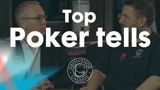 Top Poker Tells with Joe Beevers and Jeff Kimber – Grosvenor Casinos