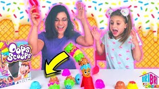 Oops Scoops Ice Cream Game for Kids by Yulu