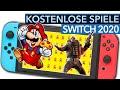 Gut und kostenlos - 13 tolle Free2Play-Games für die Switch