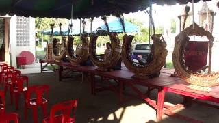 Thai funeral music?