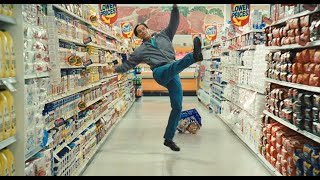 Jim Carrey Falls Down
