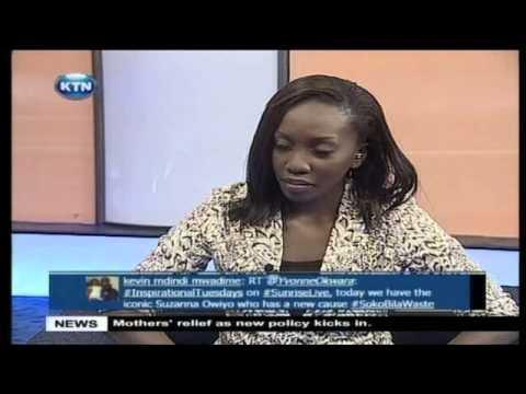 Sunrise Live Interview: Soko Bila Waste