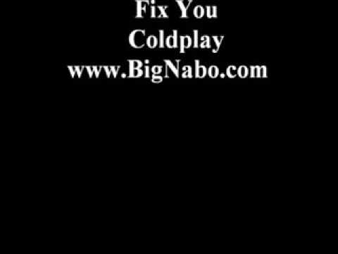 Teks Dan Lagu Romantis Coldplay 'fix You'