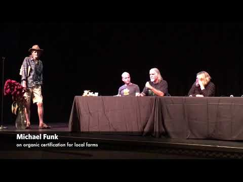 BriarPatch Presents: Evolution of Organic Q&A with Michael Funk and Izzy Martin