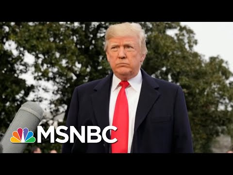 Michael Cohen Says President Donald Trump Directed Him To Make Payments   Morning Joe   MSNBC