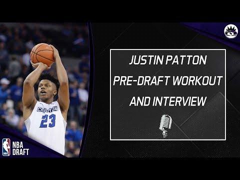 Justin Patton: