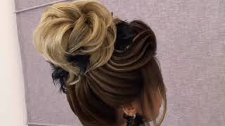 Orxideya Beauty Center ( banquet hairstyle) by Rami