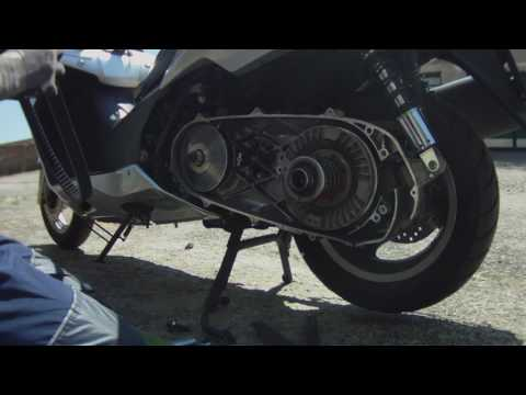 Silver Wing 600 Drive Belt replacement