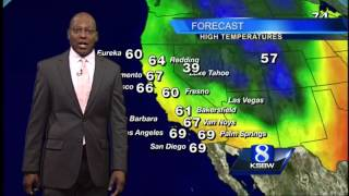 Get Your Wednesday Morning KSBW Weather Forecast 11.04.15