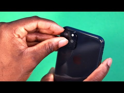 How To Turn Your IPHONE X/XS Into The IPHONE 11 PRO!
