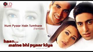 Hum Pyaar Hain Tumhare Female HD 1080p